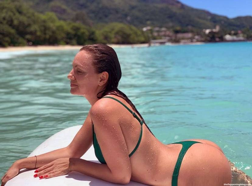 Alexandra Stan Nude Sexy Leaks TheFappening Tits 34