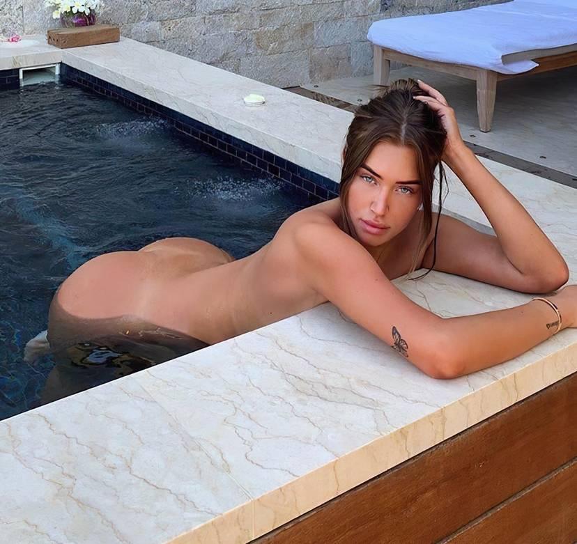 Anastasia Karanikolaou Naked Sexy 9