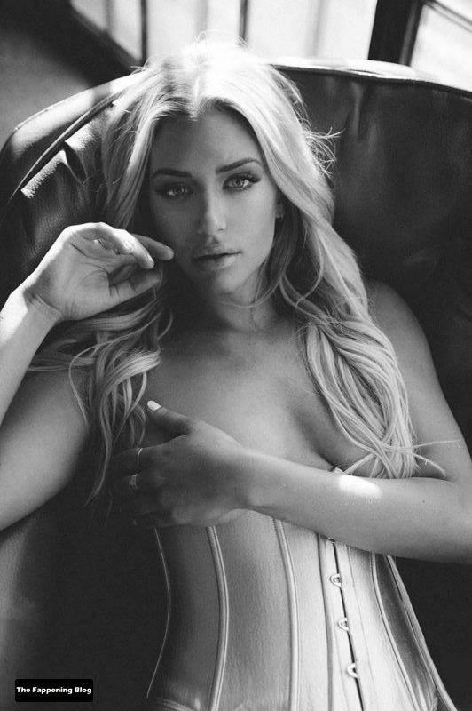 Anastasia Karanikolaou Naked Sexy 46