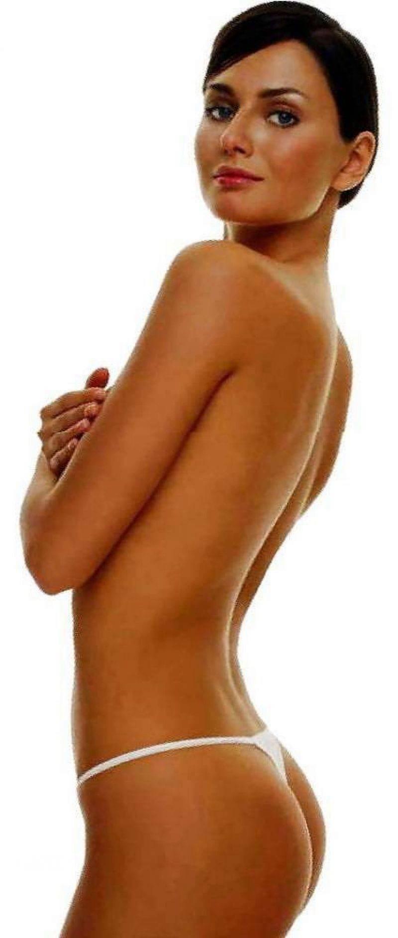 Anna Safroncik Nude Sexy 90