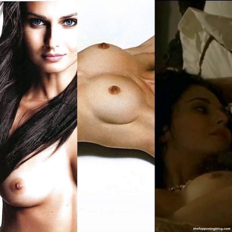 Anna Safroncik Nude Sexy 98