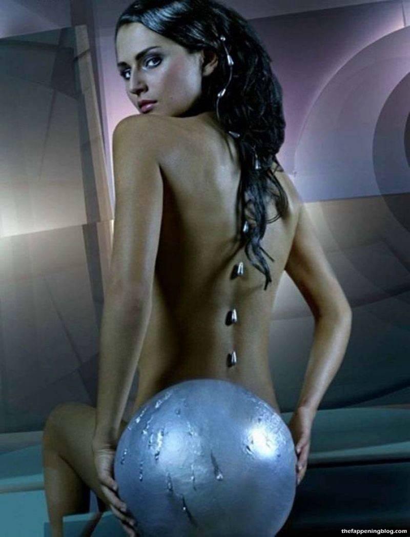 Anna Safroncik Nude Sexy 100