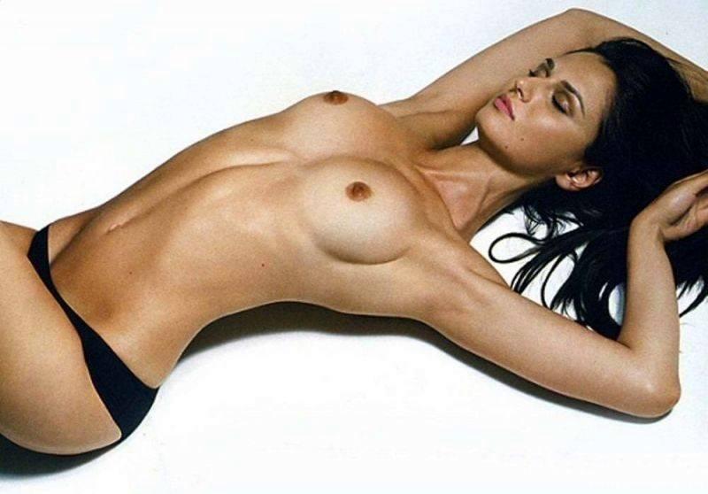 Anna Safroncik Nude Sexy 120