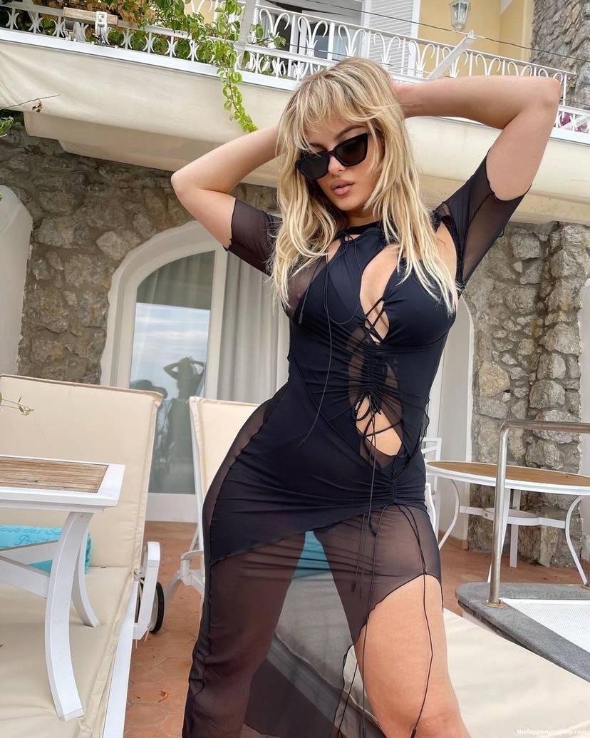 Bebe Rexha Naked 5