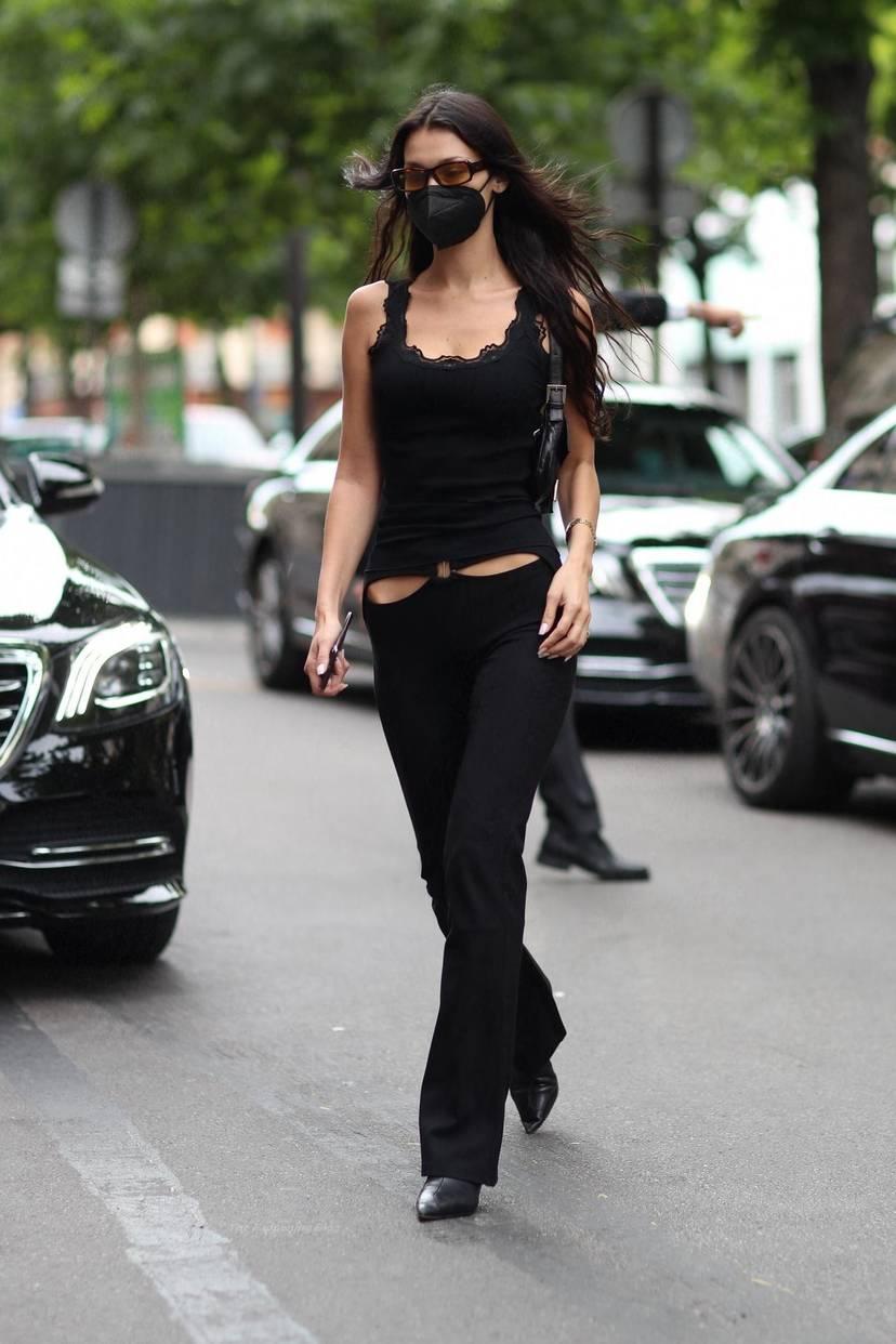 Bella Hadid Sexy 42