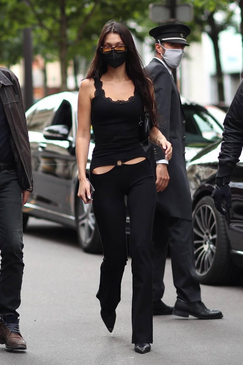 Bella Hadid Sexy 54
