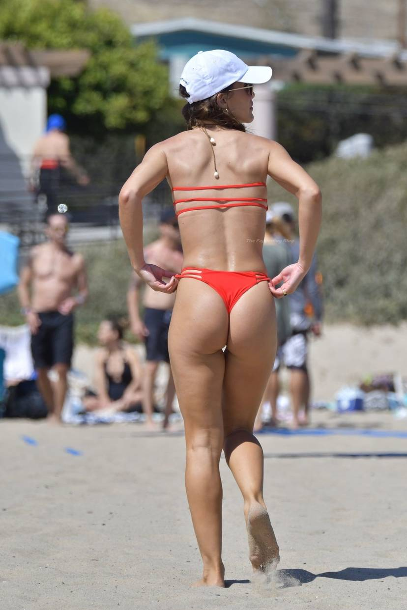 Camila Coelho on Beach Bikini 9