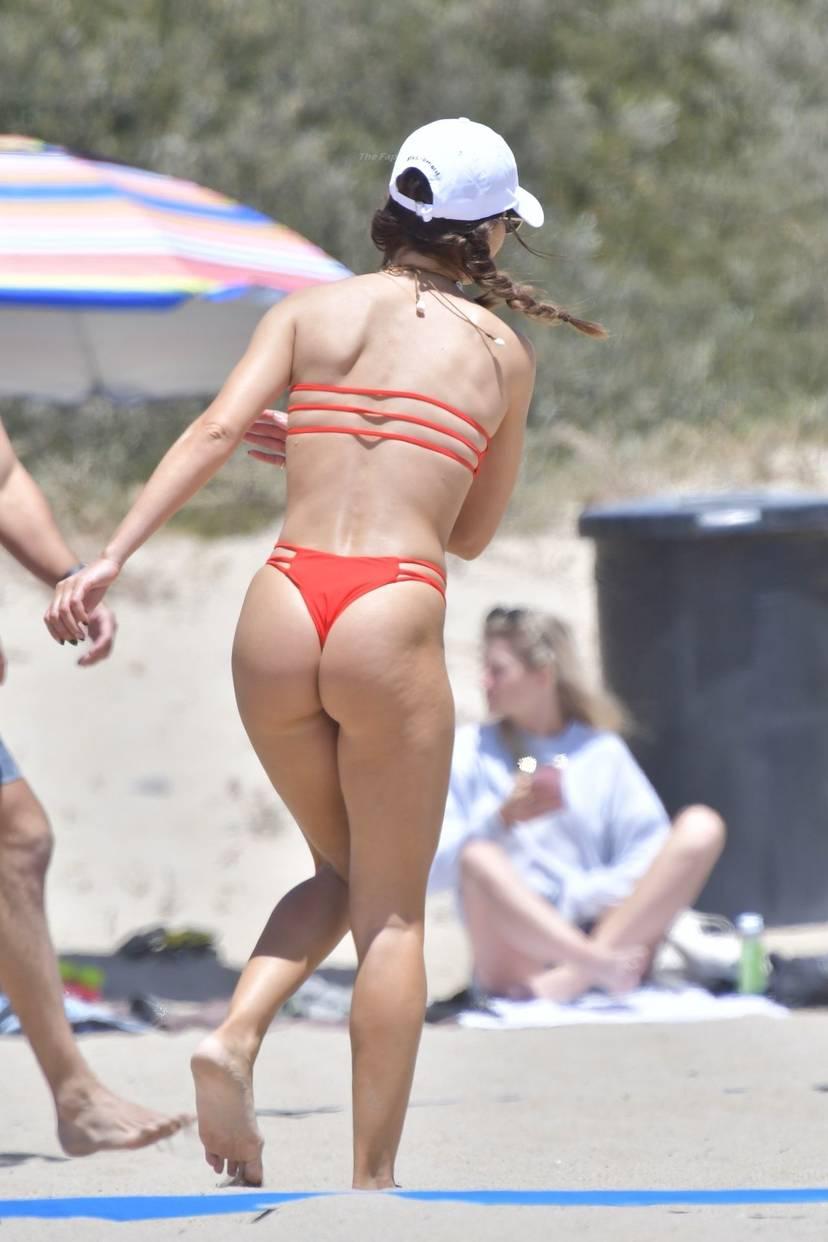 Camila Coelho on Beach Bikini 13
