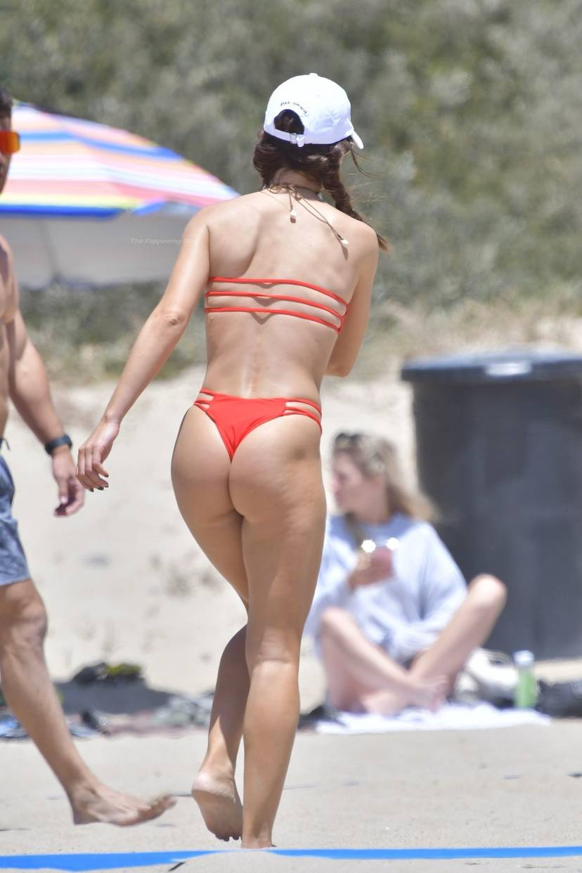 Camila Coelho on Beach Bikini 14