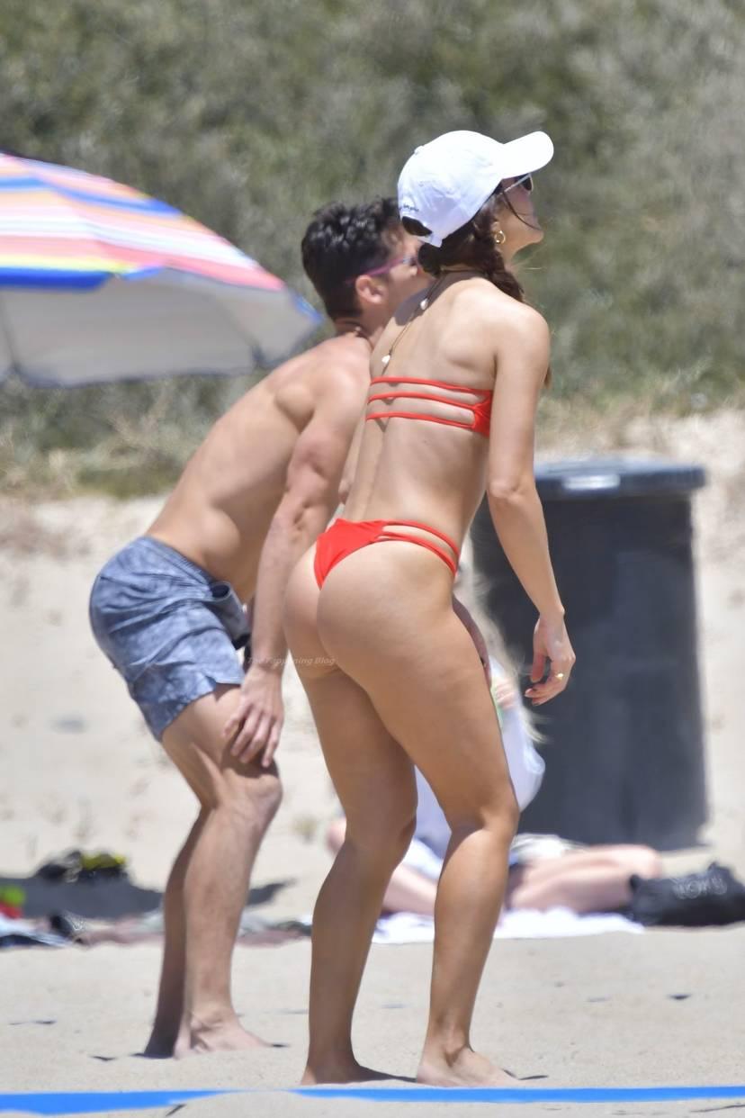 Camila Coelho on Beach Bikini 15