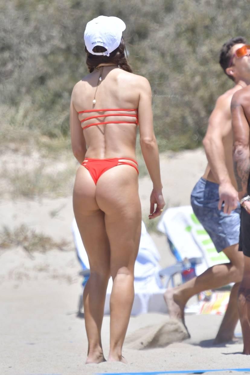 Camila Coelho on Beach Bikini 17