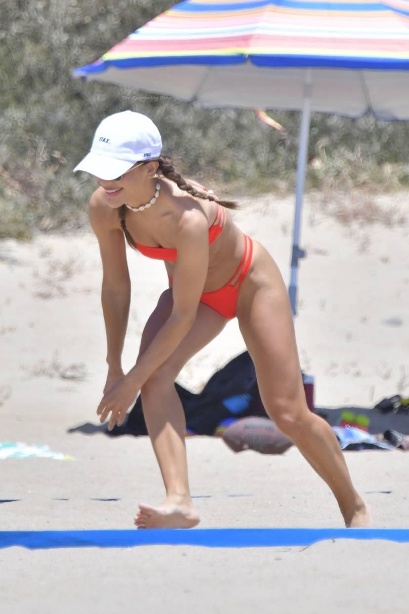 Camila Coelho on Beach Bikini 20