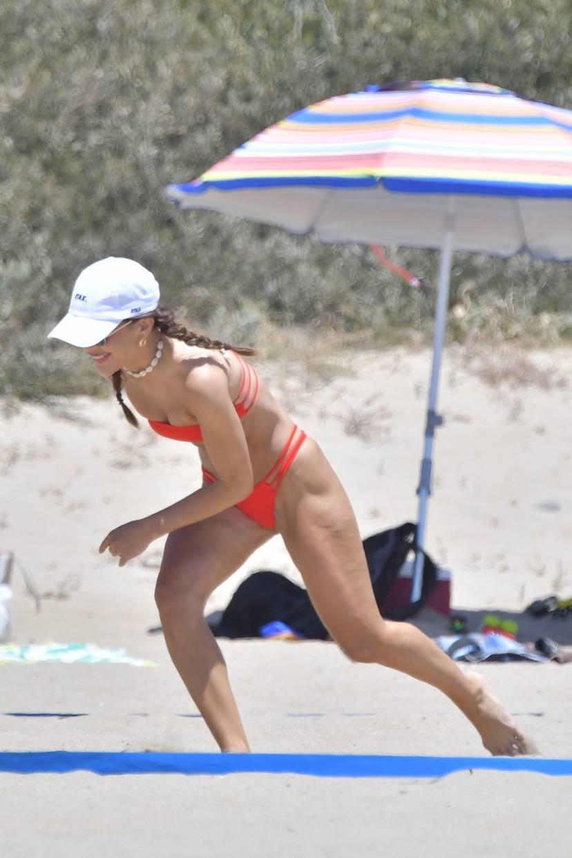 Camila Coelho on Beach Bikini 21