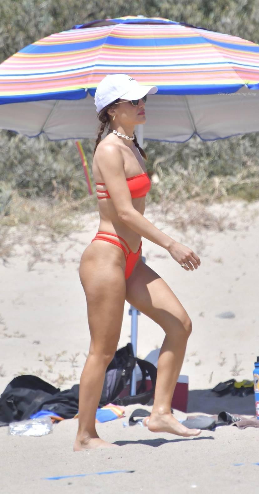 Camila Coelho on Beach Bikini 28