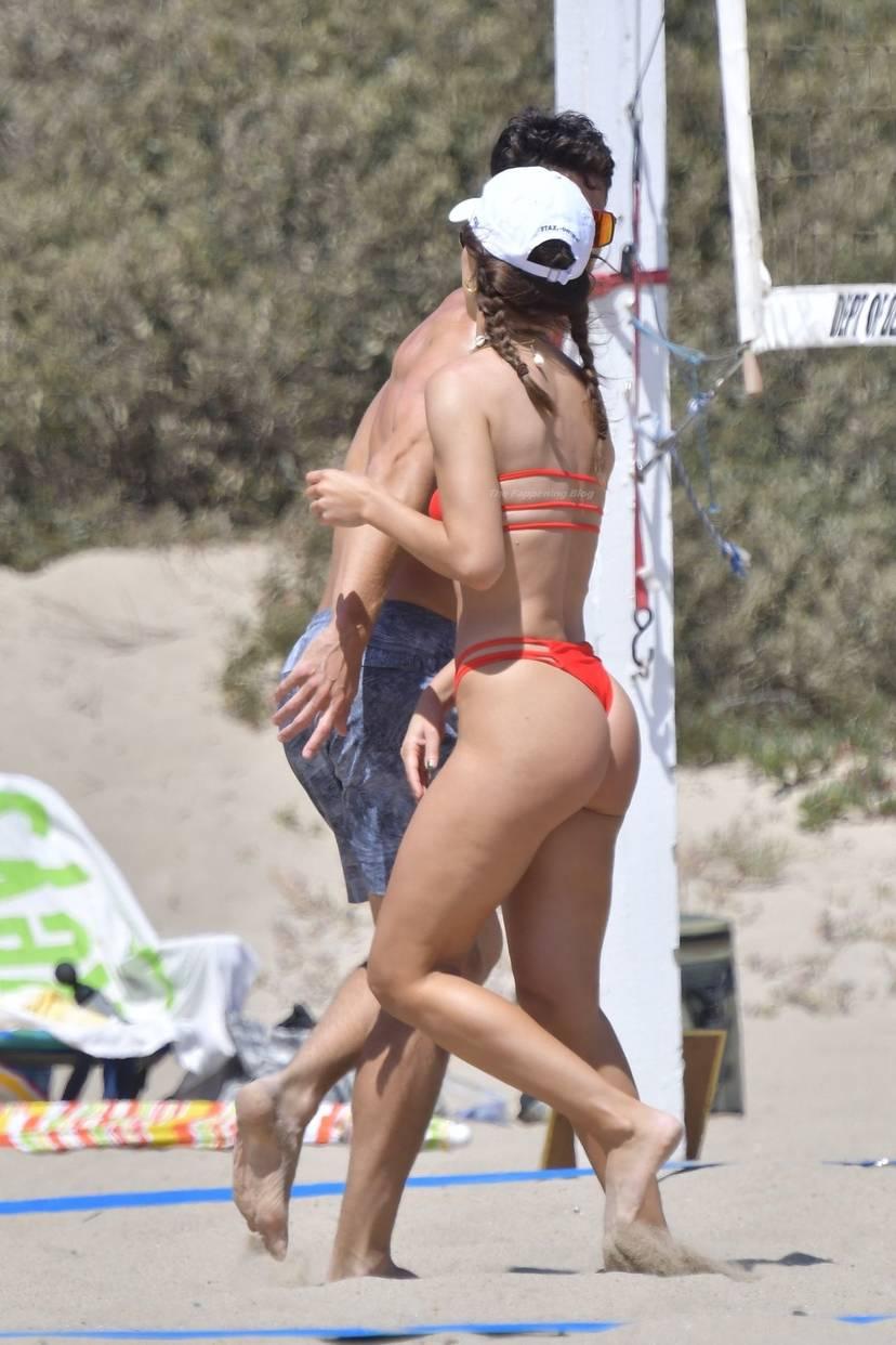 Camila Coelho on Beach Bikini 33