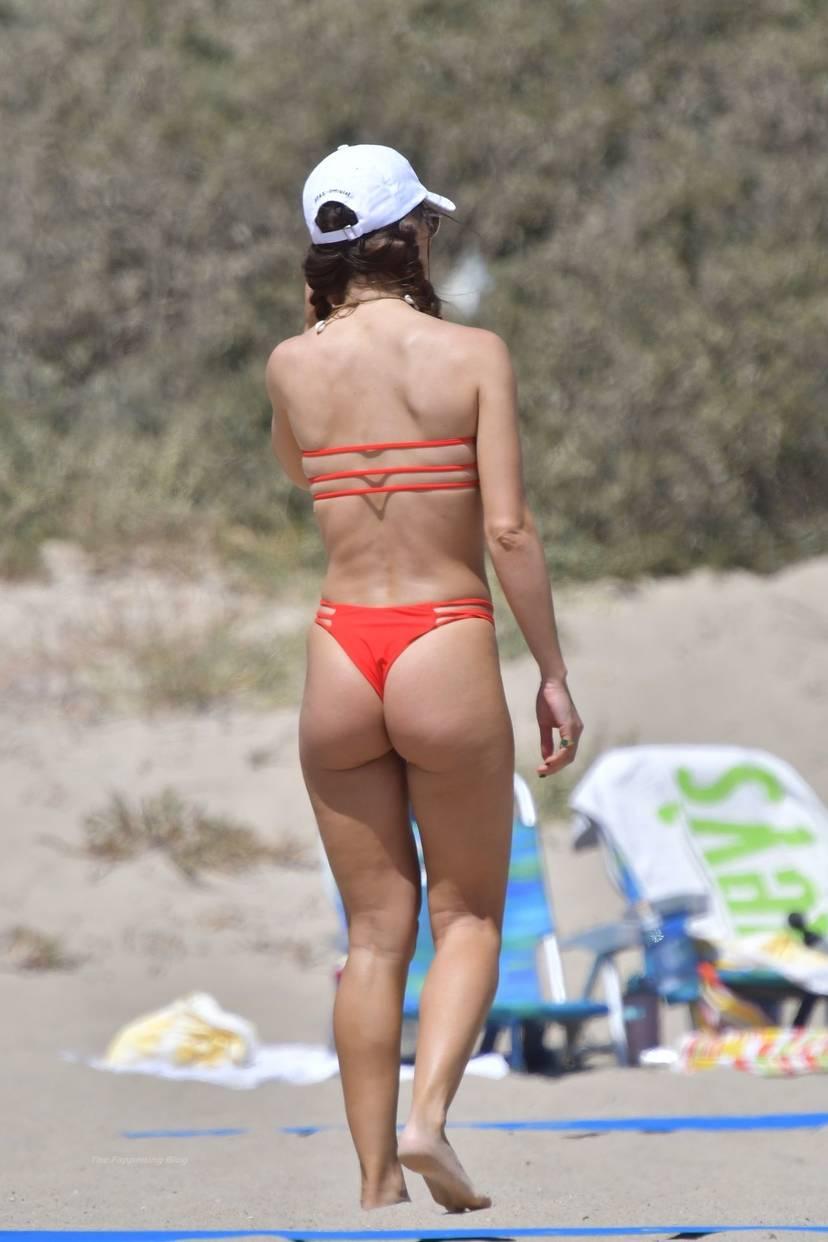 Camila Coelho on Beach Bikini 38