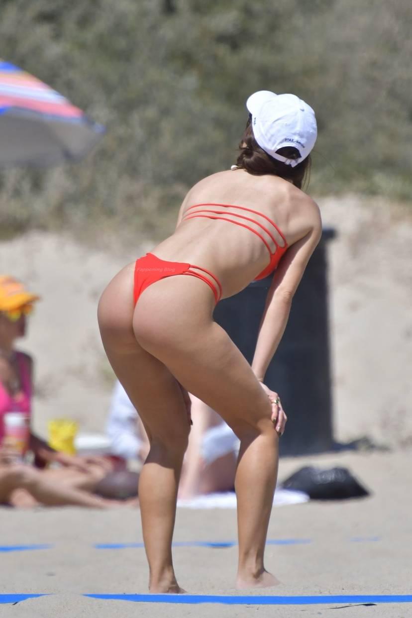 Camila Coelho on Beach Bikini 43