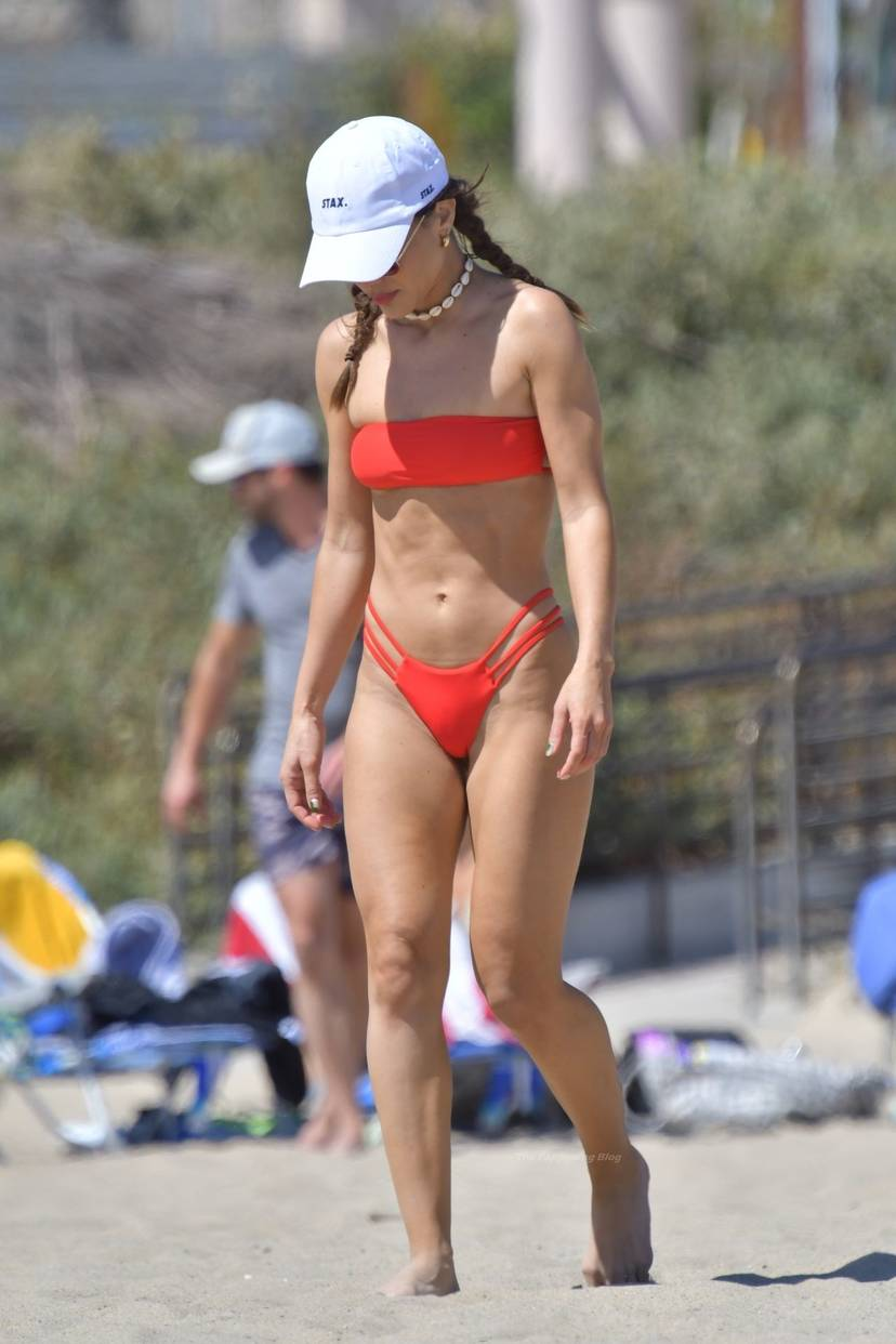 Camila Coelho on Beach Bikini 45
