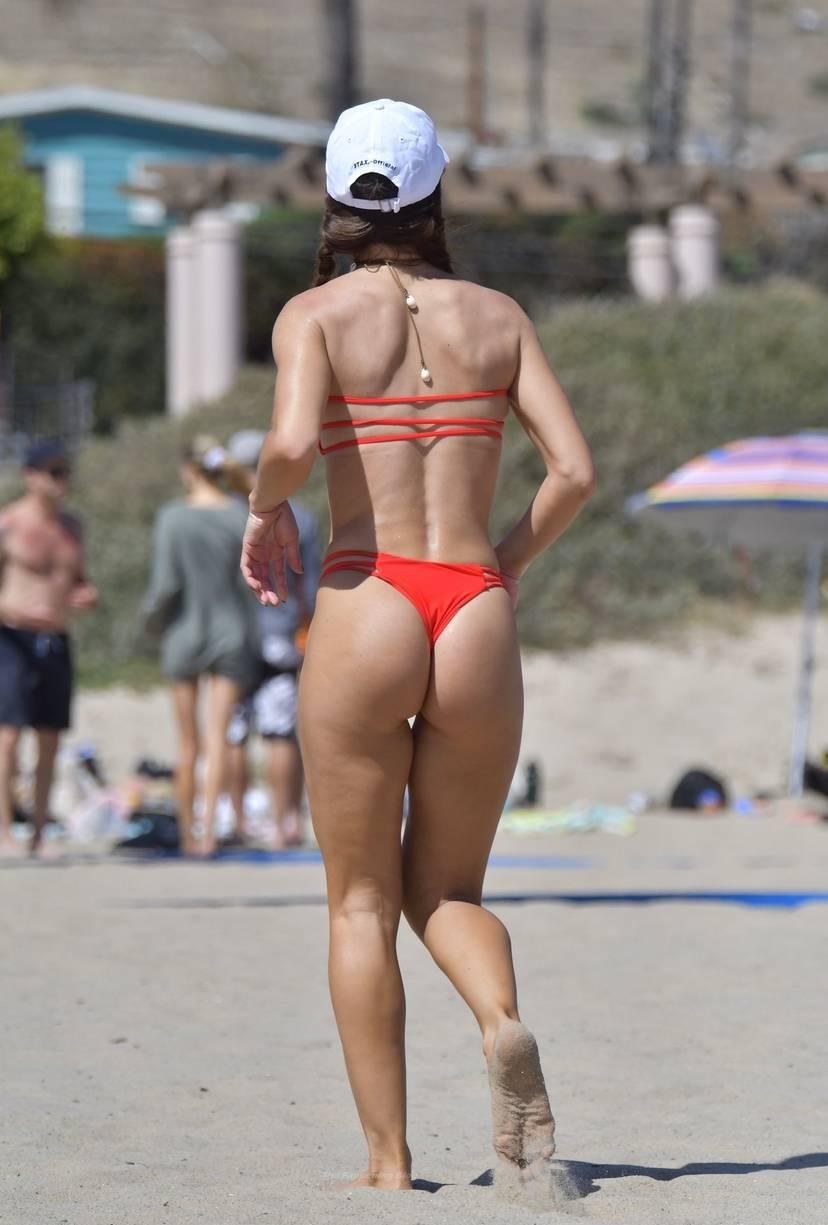 Camila Coelho on Beach Bikini 47