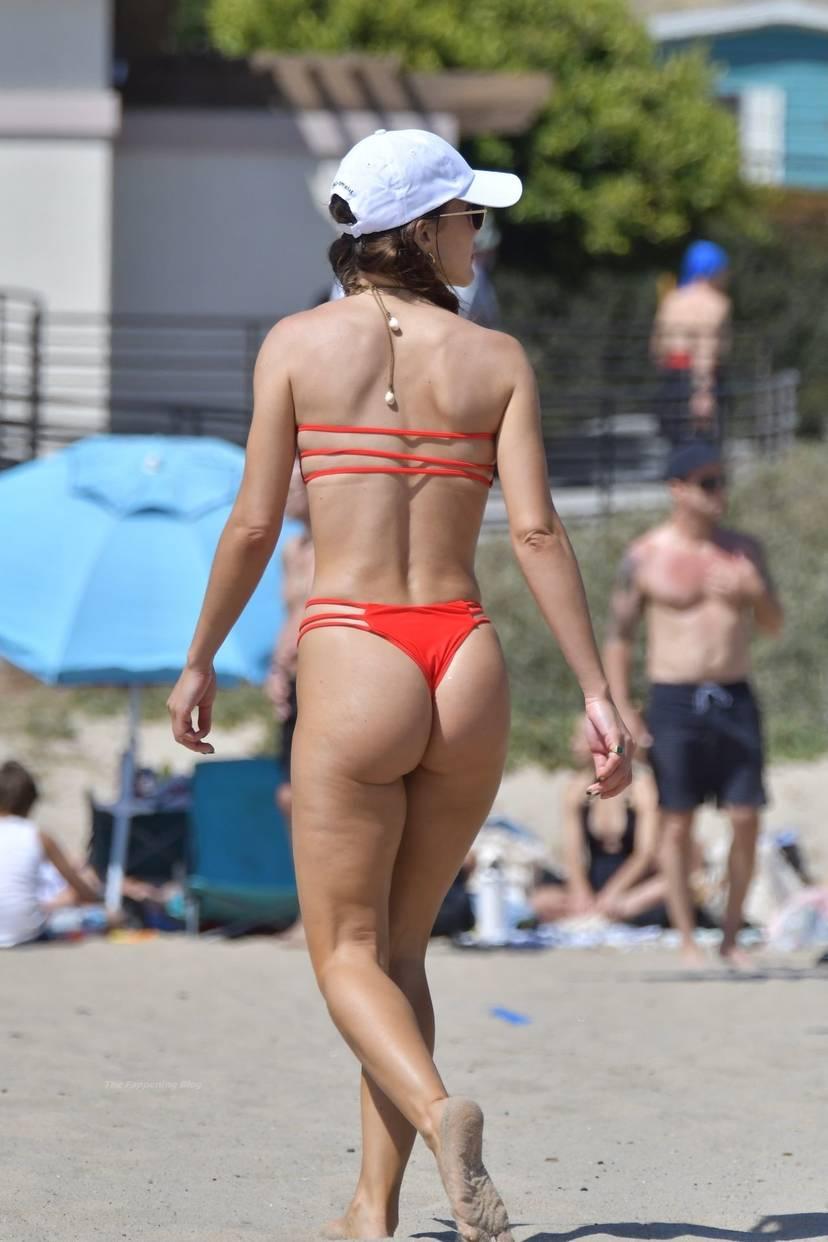 Camila Coelho on Beach Bikini 48