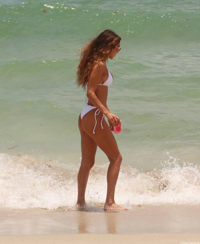Chantel Jeffries on Beach 32