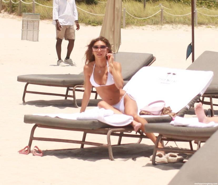 Chantel Jeffries on Beach 39