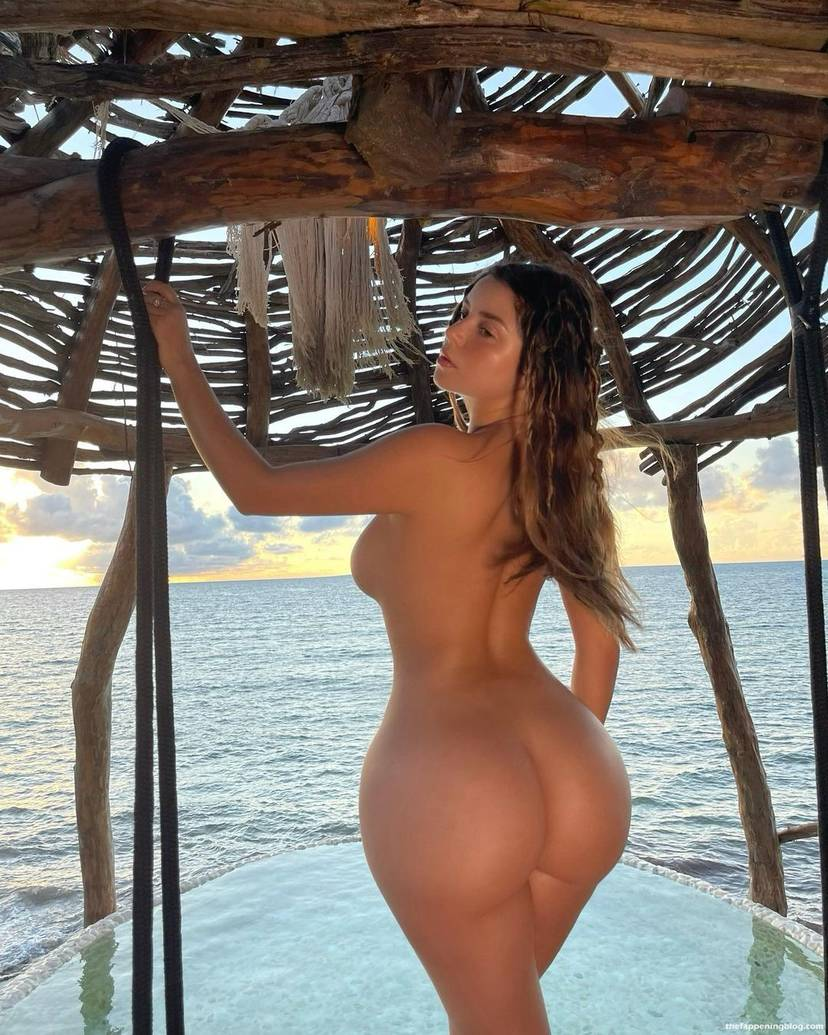 Demi Rose Naked Ass 1