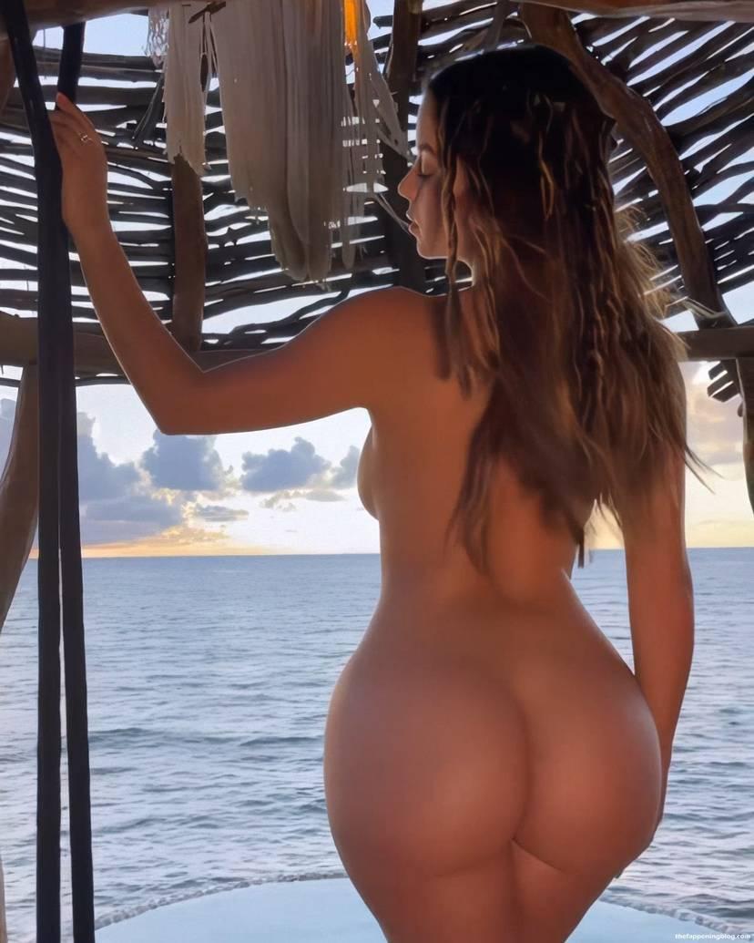 Demi Rose Naked Ass 5