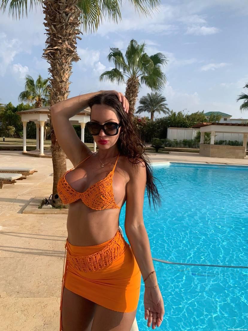 Gayana Bagdasaryan Sexy 4