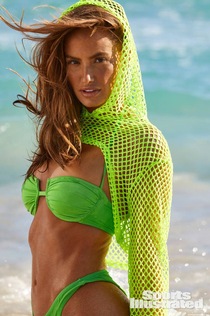 Haley Kalil Sexy Swimsuit 10
