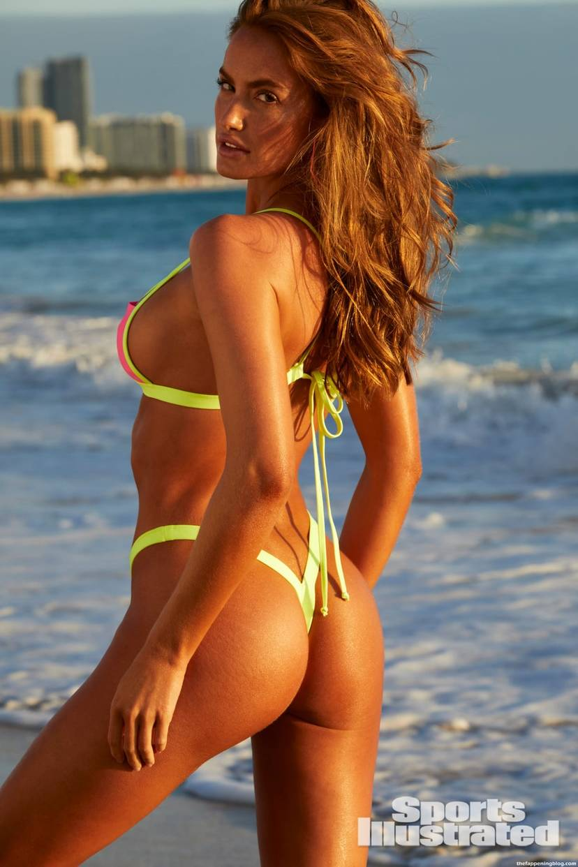 Haley Kalil Sexy Swimsuit 13