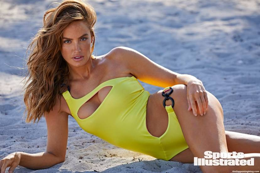Haley Kalil Sexy Swimsuit 31