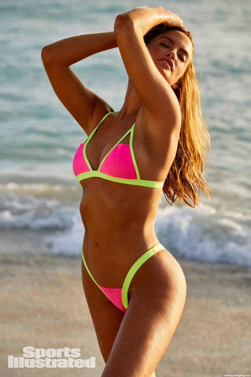 Haley Kalil Sexy Swimsuit 35