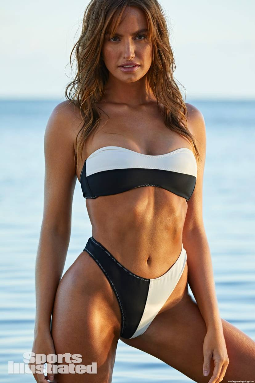 Haley Kalil Sexy Swimsuit 39