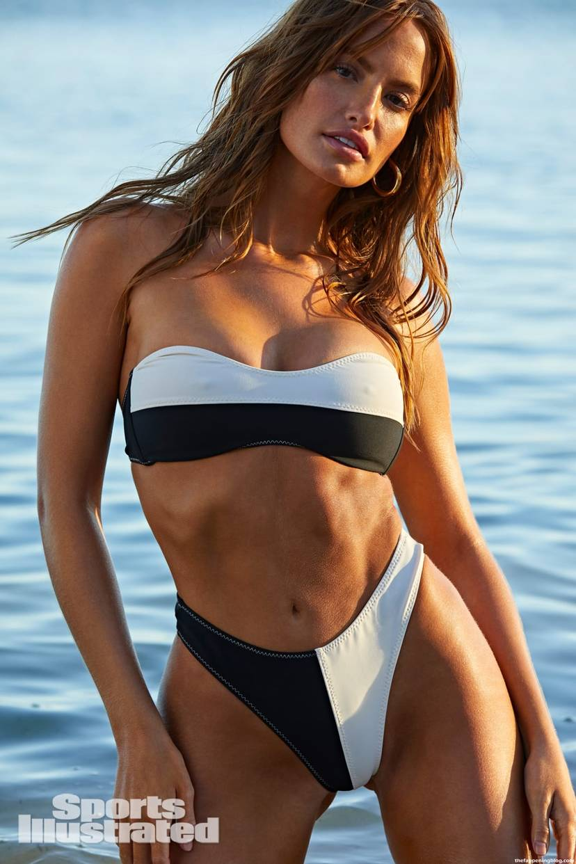 Haley Kalil Sexy Swimsuit 40