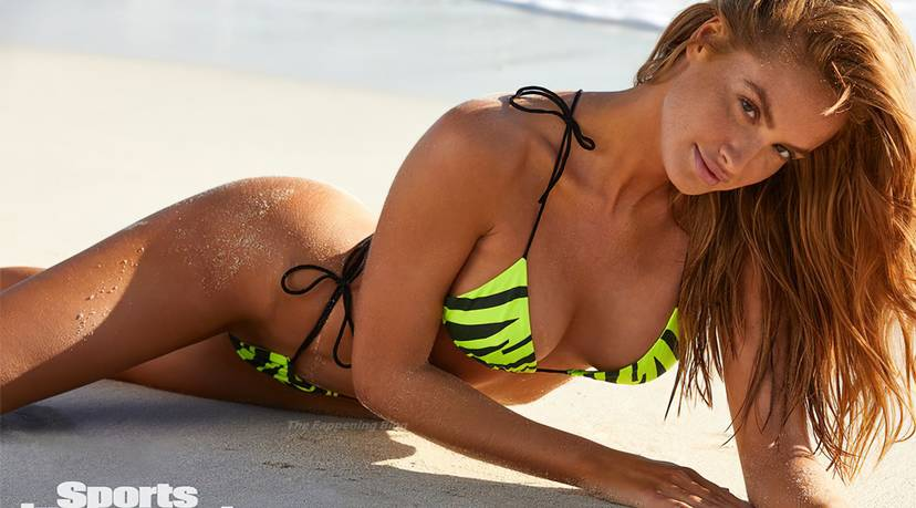 Haley Kalil Sexy Swimsuit 51