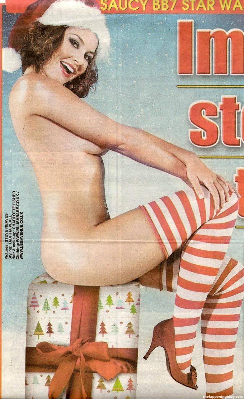 Imogen Thomas Nude Sexy Leaked 9