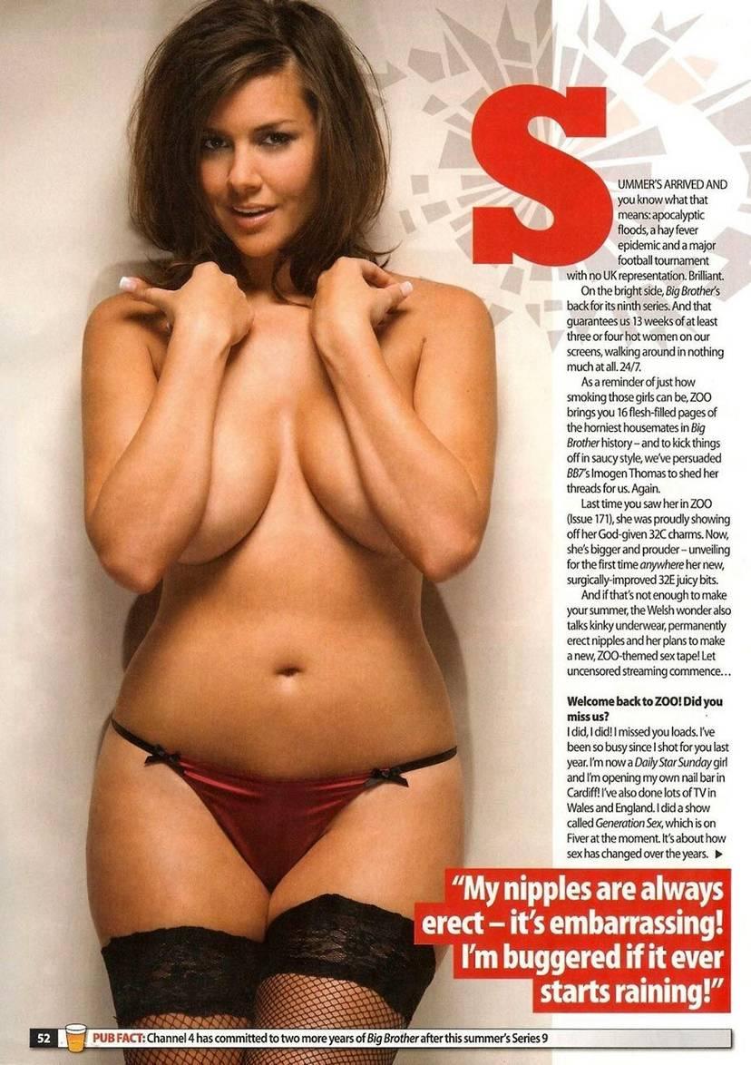 Imogen Thomas Nude Sexy Leaked 19