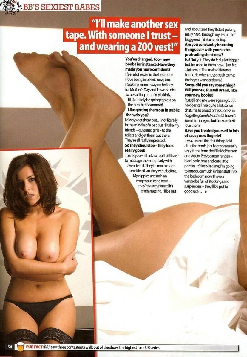 Imogen Thomas Nude Sexy Leaked 20
