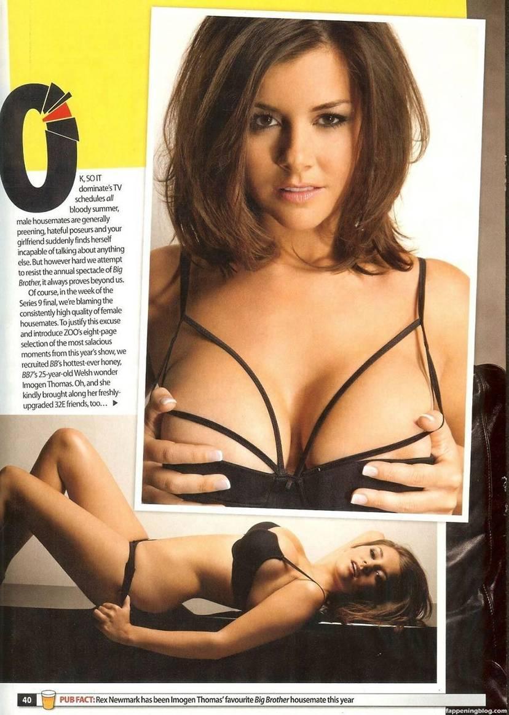 Imogen Thomas Nude Sexy Leaked 24