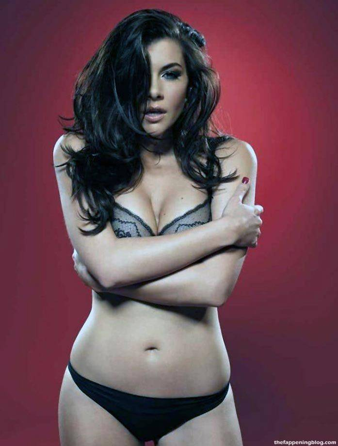 Imogen Thomas Nude Sexy Leaked 87