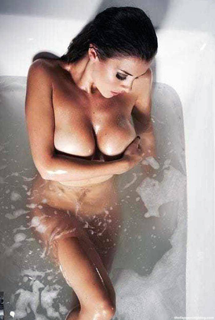 Imogen Thomas Nude Sexy Leaked 105