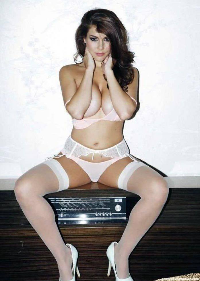 Imogen Thomas Nude Sexy Leaked 121