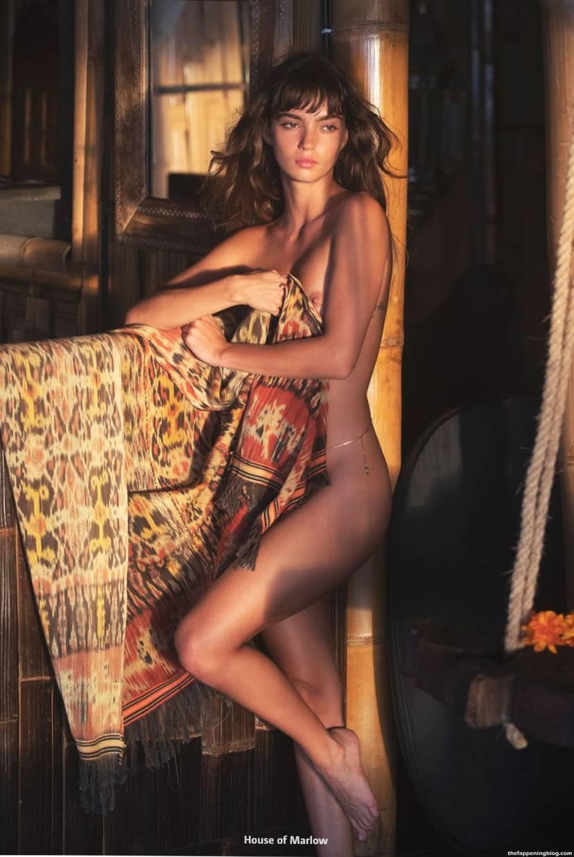 Inka Williams Nude 4