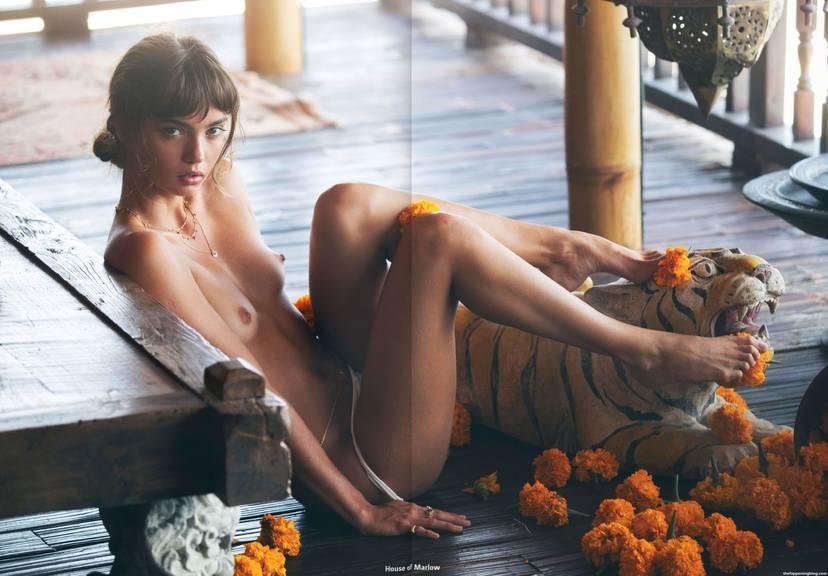Inka Williams Nude 12