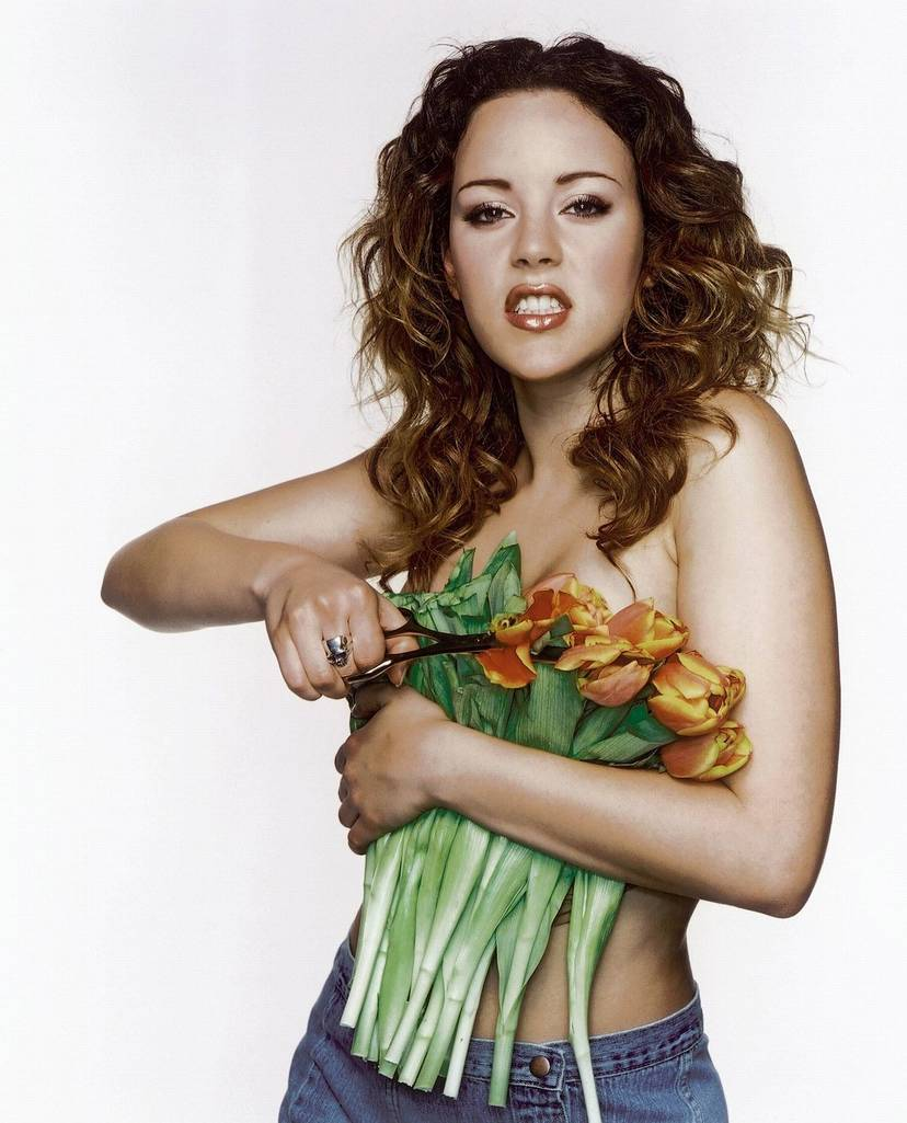 Jasmin Wagner Nude Sexy 9