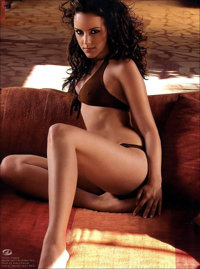 Jasmin Wagner Nude Sexy 27