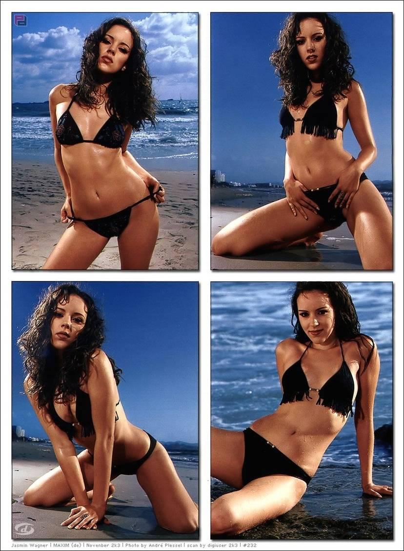 Jasmin Wagner Nude Sexy 33