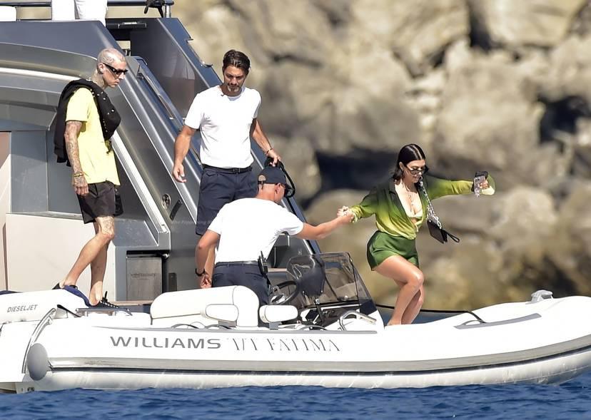 Kourtney Kardashian Butt 50