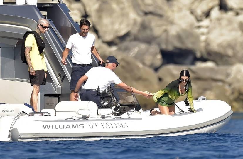 Kourtney Kardashian Butt 51